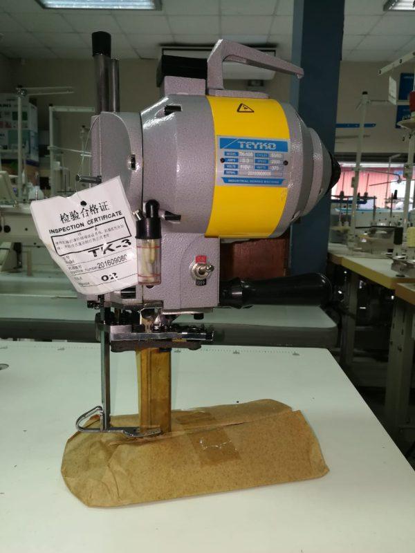 Cortadora Vertical Industrial TK-3-750W de 6 pulgadas y TK-3-750W 8 pulgadas