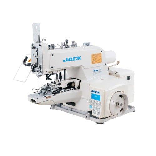 Máquina de coser botones electrónica JK-T1377E-B