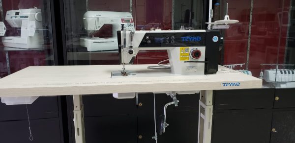 Maquina Plana TK-P1 Sencilla Teyko