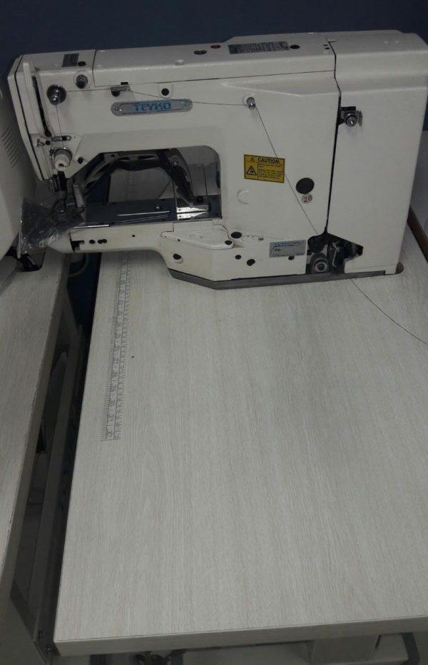 Maquina de atraques TK1850