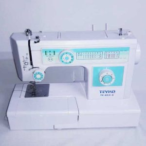 Máquina de coser Familiar plana