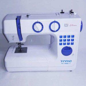Máquina de coser Familiar plana con puntada decorativa